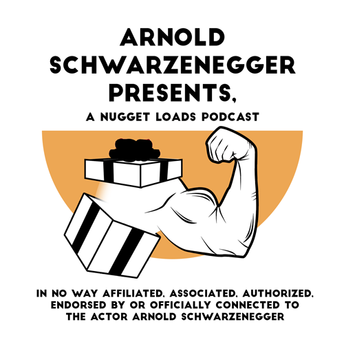 Arnold Schwarzenegger Presents Logo